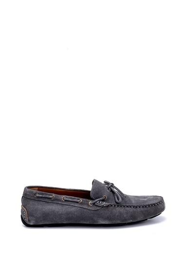 Derimod Erkek Loafer(3950) Casual Gri